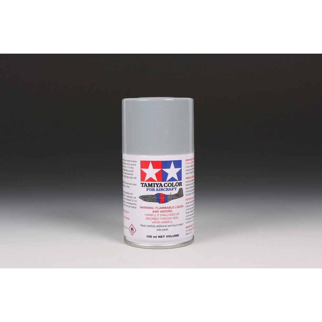 As-25 Dark Ghost Gray 100Ml Spray Can / Tamiya USA
