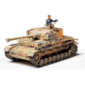 Tamiya 1:35 German Panzer Iv Type J