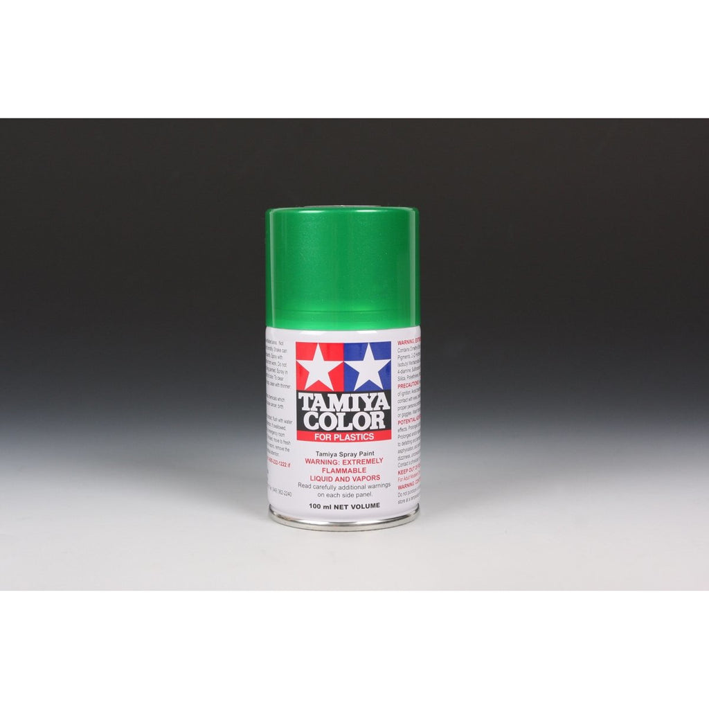 Tamiya 85020 TS-20 Metallic Green Spray Paint / Tamiya USA