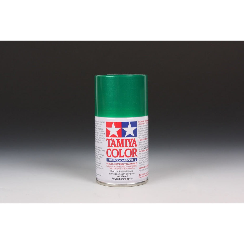 Ps-17 Metallic Green 100Ml Spray Can / Tamiya USA