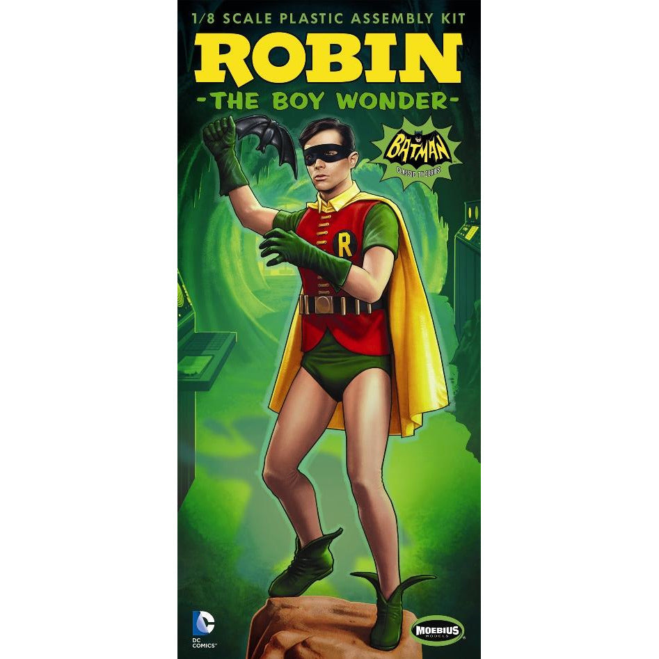Moebius-951-Robin-from-Classic-1966-Batman-TV-Series