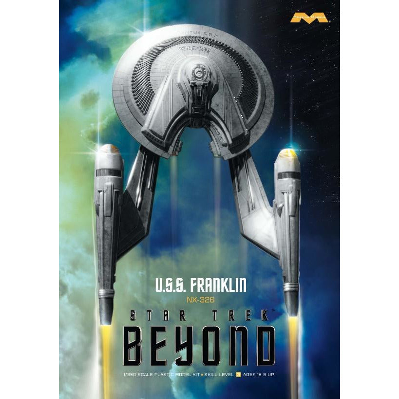 Moebius-975-USS-Franklin-from-Star-Trek-Beyond-1-350-scale