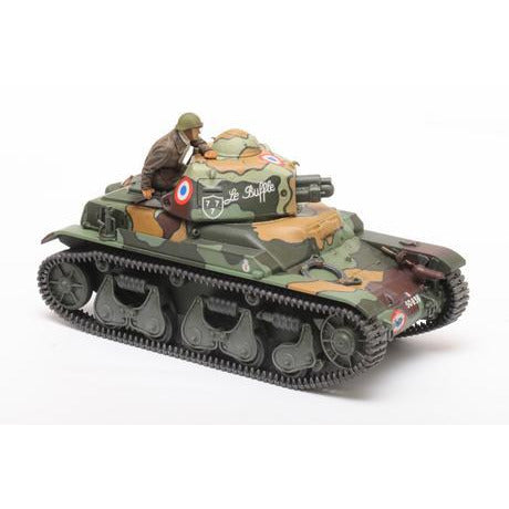 Tamiya 1-35 French Light Tank R35