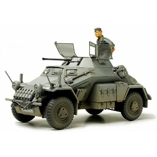Tamiya 1:35 Sd.Kfz 222 W/Photo Etched Part