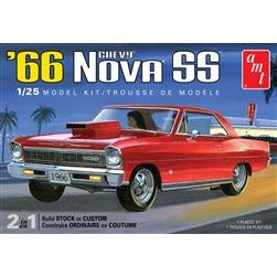 AMT 1-25 1966 Chevy Nova SS  Model Kit