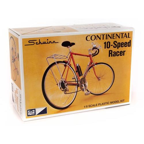MPC Schwinn Continental 10-Speed Bicycle 1:8 Scale Model Kit