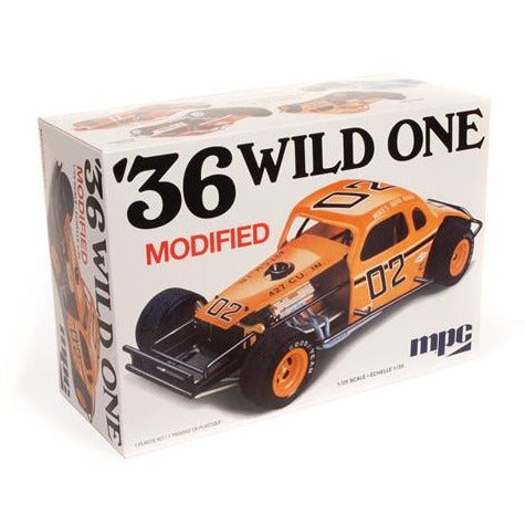 MPC 1-25 1936 Wild One Modified Model Kit