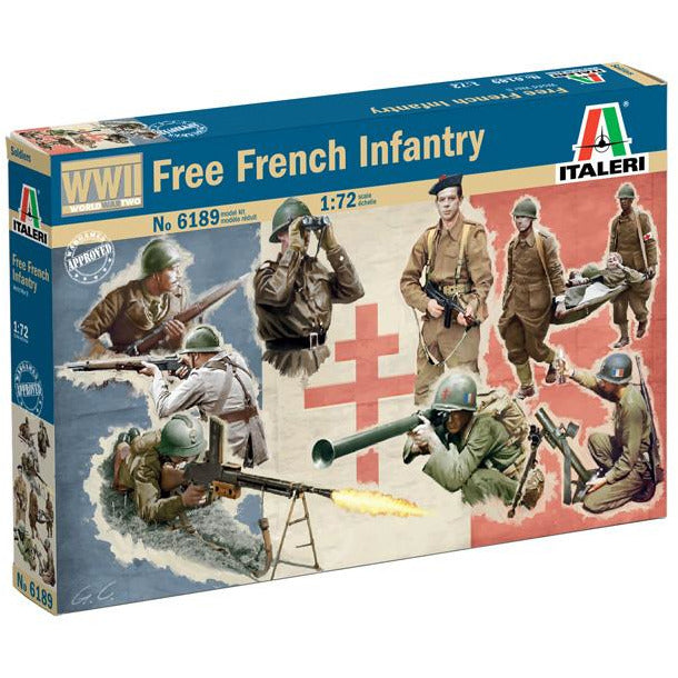 Italeri-1-72-FREE-FRENCH-INFANTRY