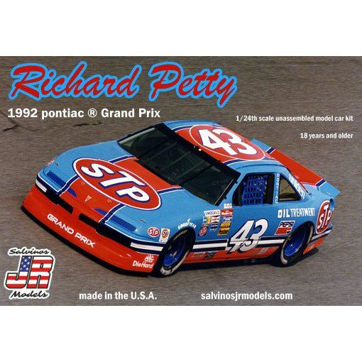 Salvinos JR 1/24 Richard Petty 1992 Pontiac GP