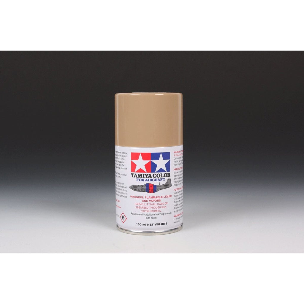 As-15 Tan (Usaf) 100Ml Spray Can / Tamiya USA