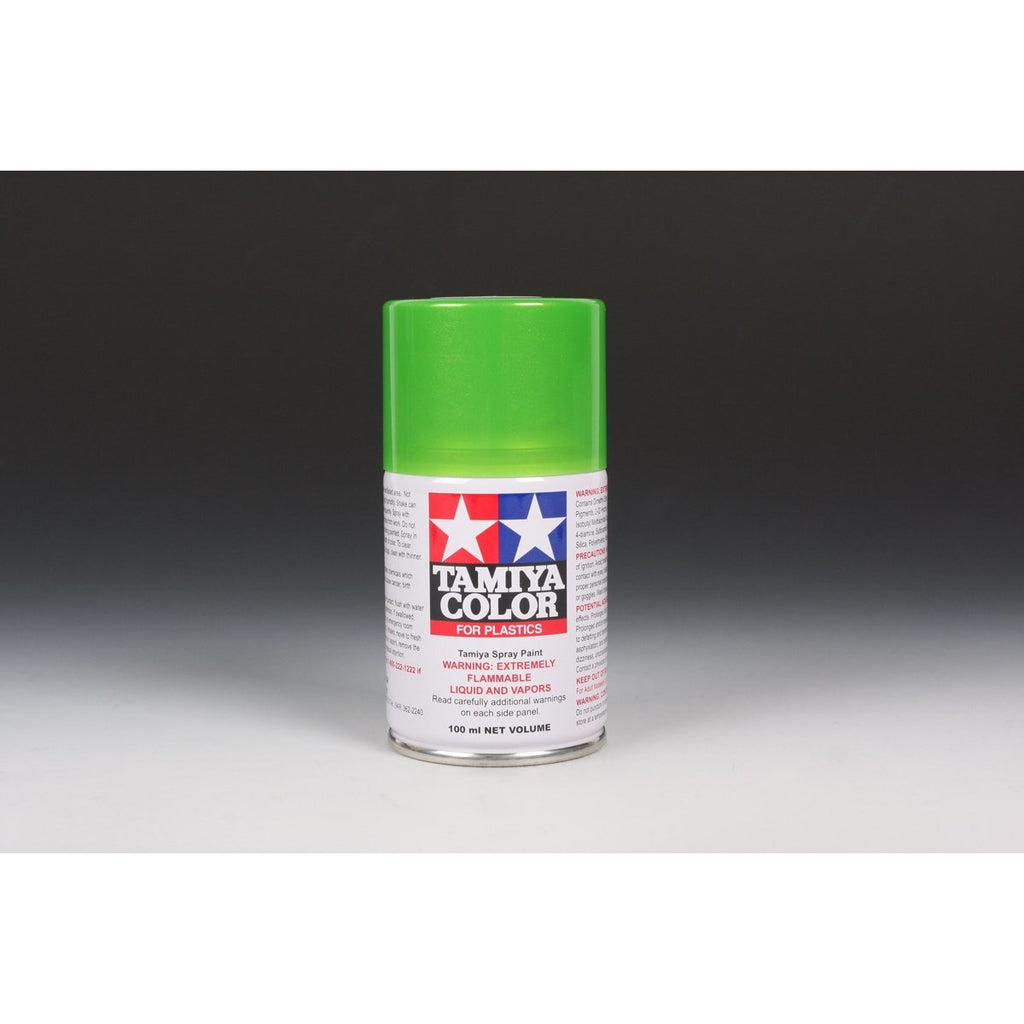 Tamiya 85052 TS-52 Candy Lime Green Spray Paint / Tamiya USA