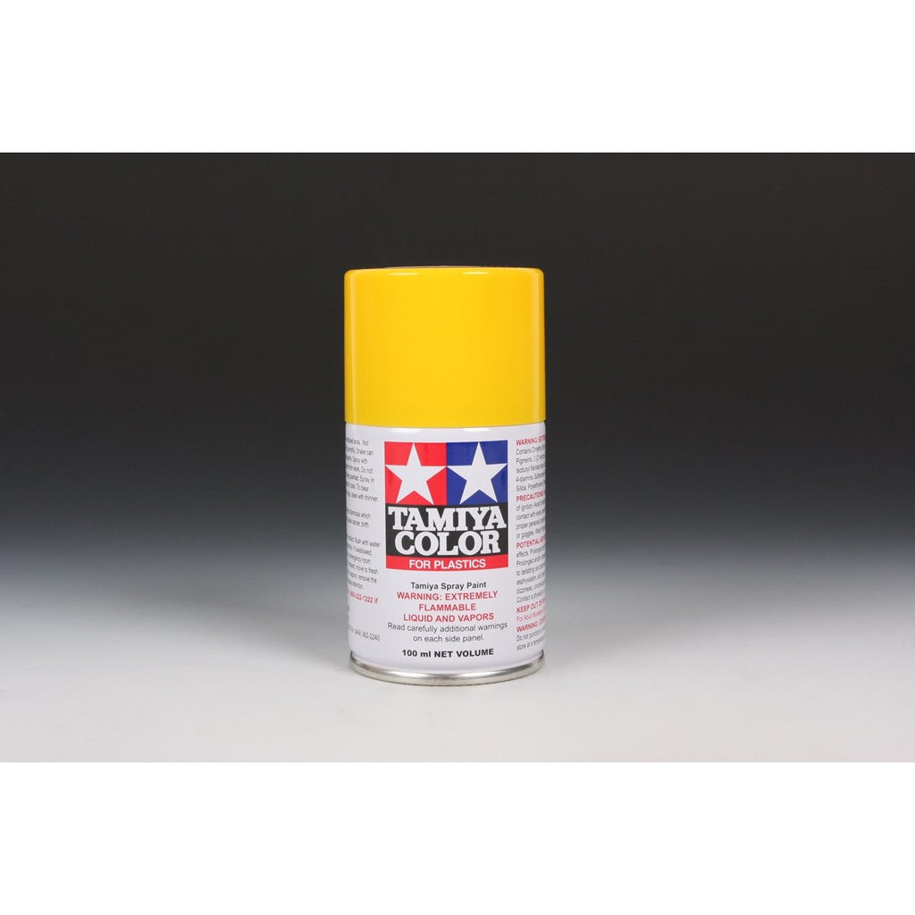 Tamiya 85047 TS-47 Chrome Yellow Spray Paint / Tamiya USA