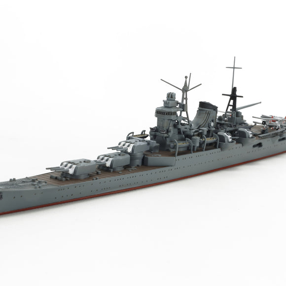 Tamiya 1/700 Light Cruiser Mogami