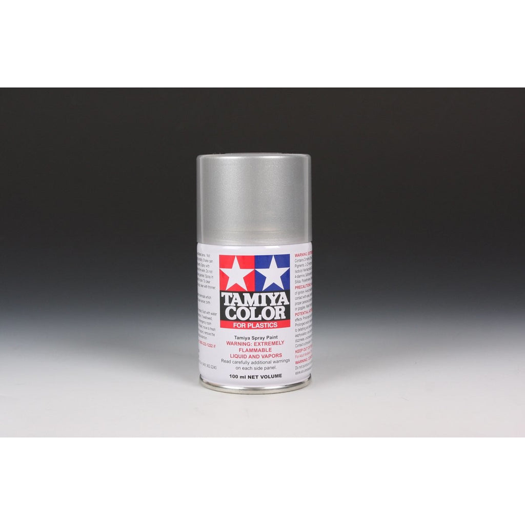 Tamiya 85076 TS-76 Mica Silver Spray Paint / Tamiya USA