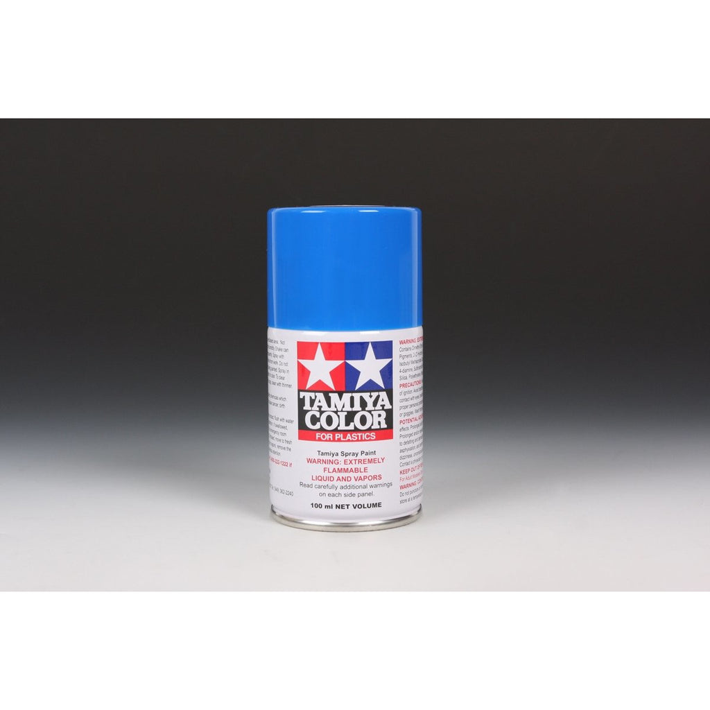 Tamiya 85044 TS-44 Brilliant Blue Spray Paint / Tamiya USA