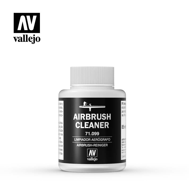 airbrush cleaner vallejo 71099 85ml