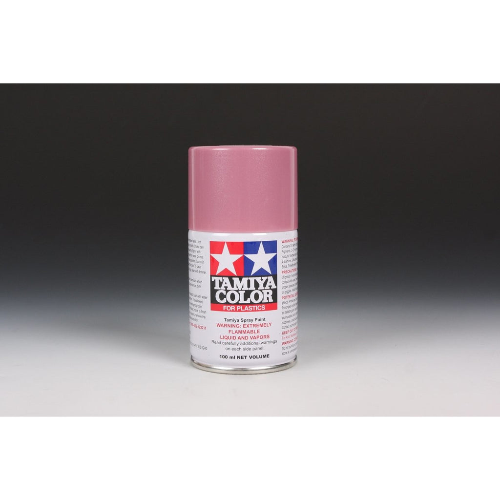 Tamiya 85059 TS-59 Pearl Light Red Spray Paint / Tamiya USA