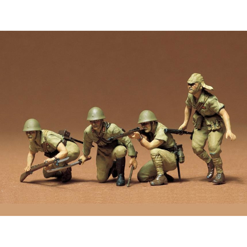Tamiya 1/35 Scale Japanese Army Infantry Kit