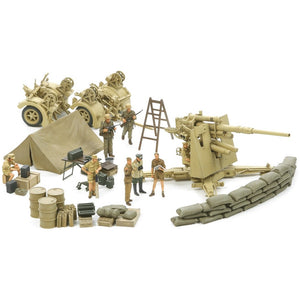 Tamiya 1/48 German 88Mm Gun Flak37
