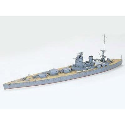 Tamiya 1/700 British Rodney Battleship Kit