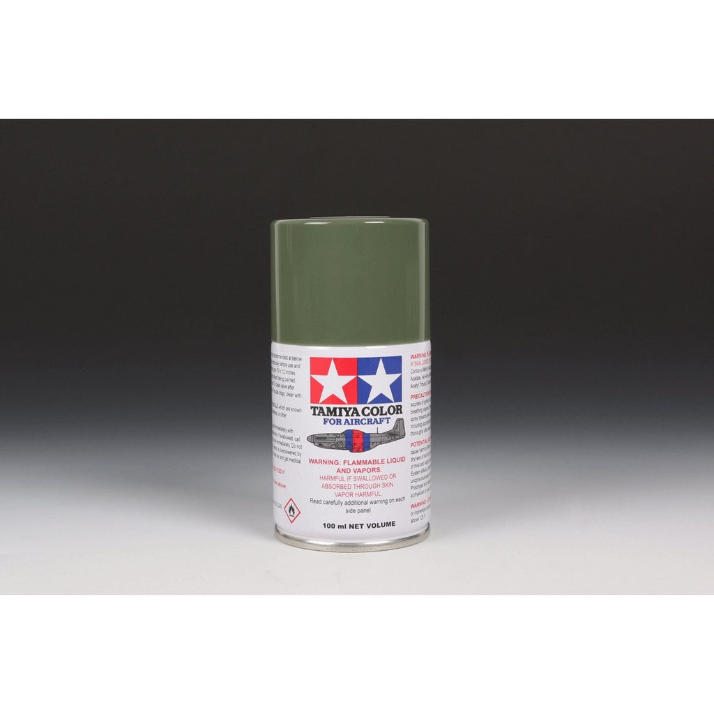 As-14 Olive Green (Usaf) 100Ml Spray Can / Tamiya USA