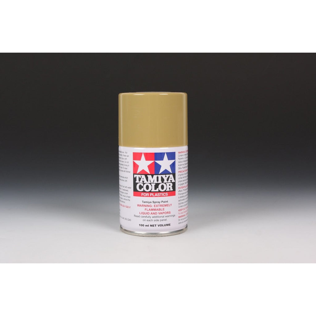 Tamiya 85003 TS-3 Dark Yellow Spray Paint / Tamiya USA