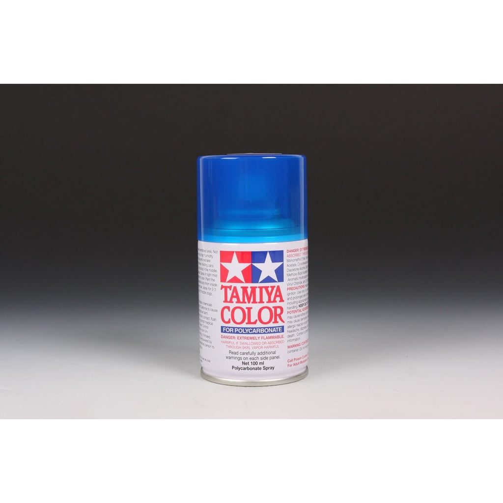 Ps-39 Translucent Light Blue 100Ml Spray Can / Tamiya USA