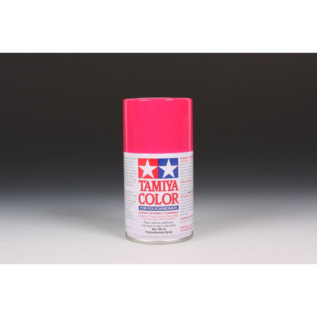 Ps-33 Cherry Red 100Ml Spray Can / Tamiya USA