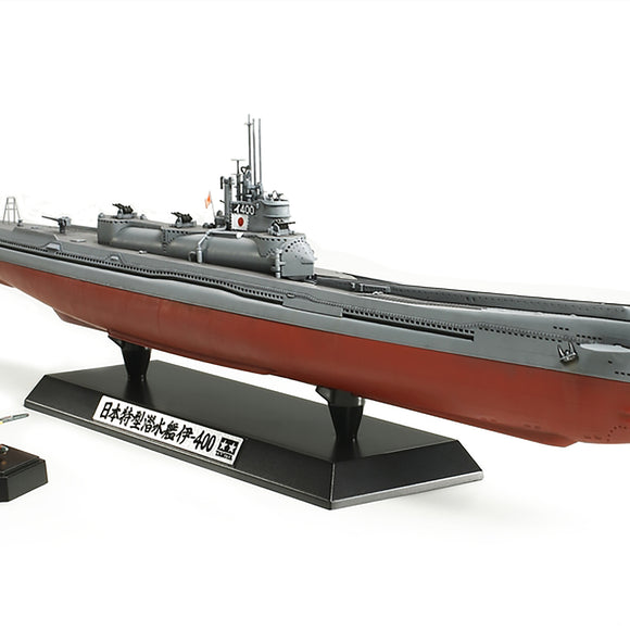 Tamiya 1/350 Japanese Navy Submarine I-400