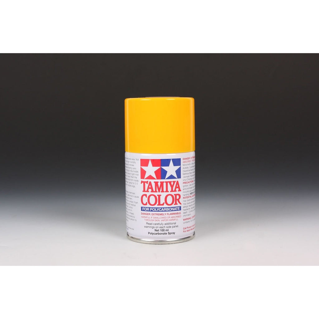 Ps-19 Camel Yellow 100Ml Spray Can / Tamiya USA