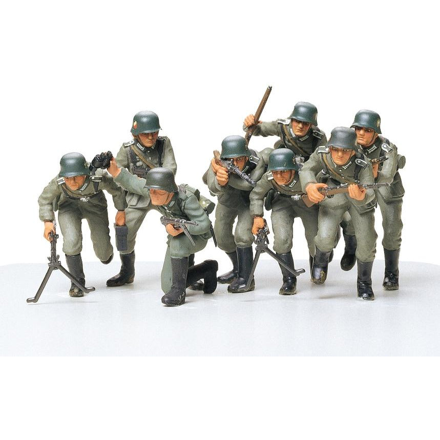 Tamiya 1-35 GERMAN ASSAULT TROOPS KIT
