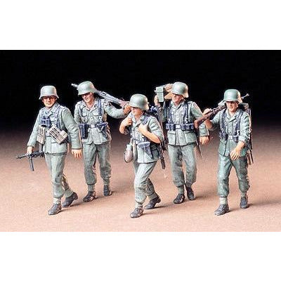 Tamiya 1:35 German Machine Gun Crew