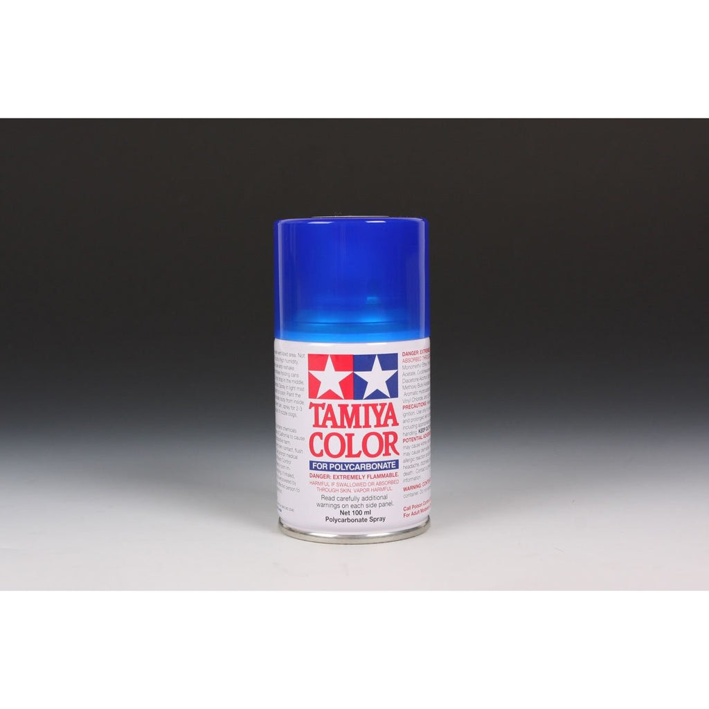 Ps-38 Translucent Blue 100Ml Spray Can / Tamiya USA