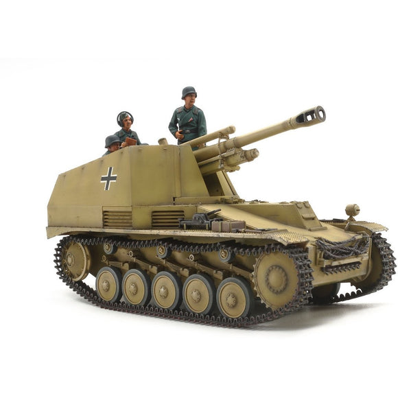 Tamiya 1:35 German Self-Propelled Howitzer