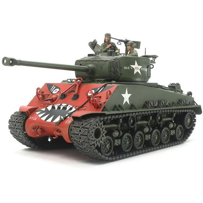 Tamiya 1-35 US Medium Tank M4A3E8 Sherman