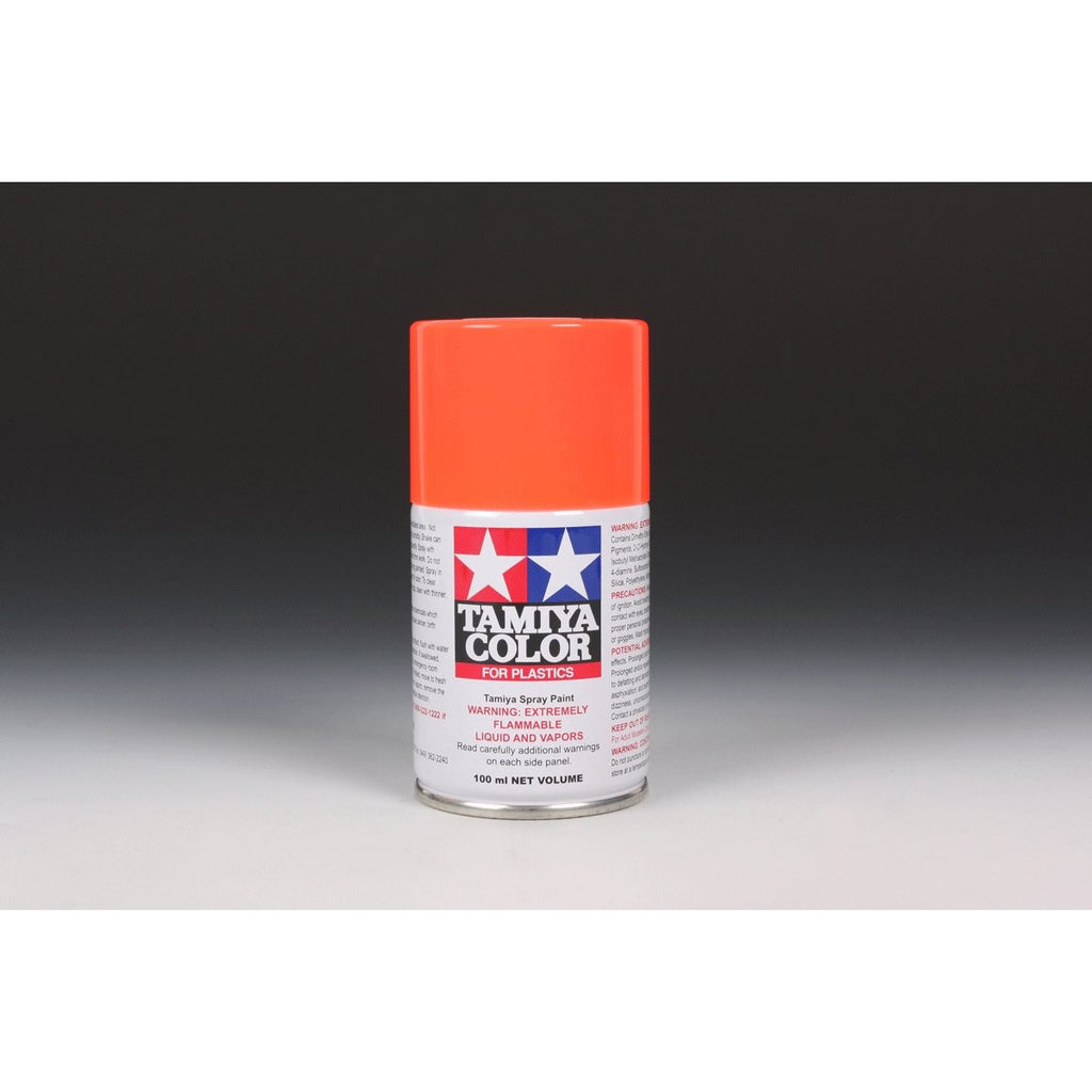 Tamiya 85036 TS-36 Fluorescent Red Spray Paint / Tamiya USA