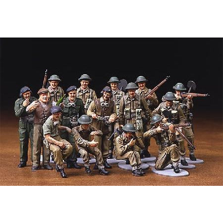 Tamiya 1/48 British Infantry Set