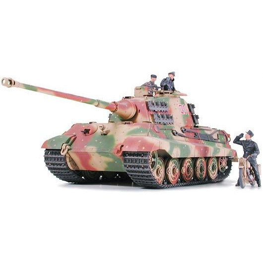 Tamiya 1:35 King Tiger Ardennes Front