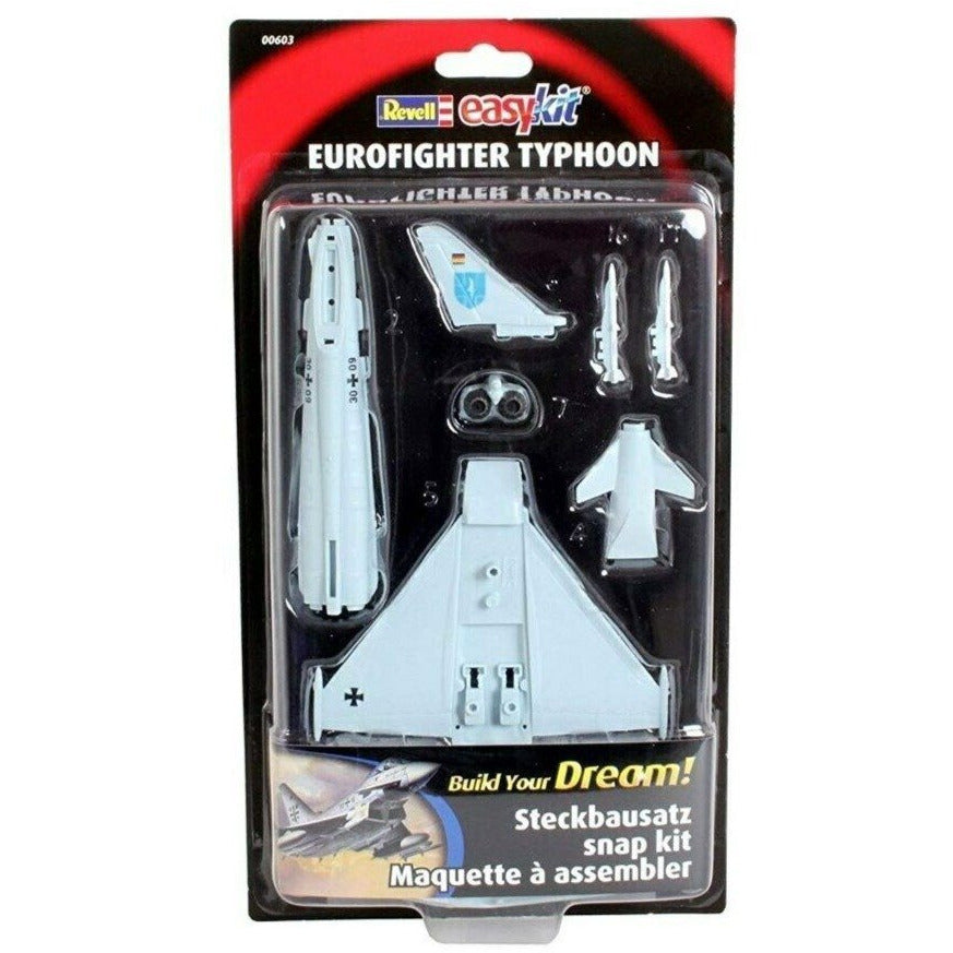 Revell 800603 1:100 Eurofighter