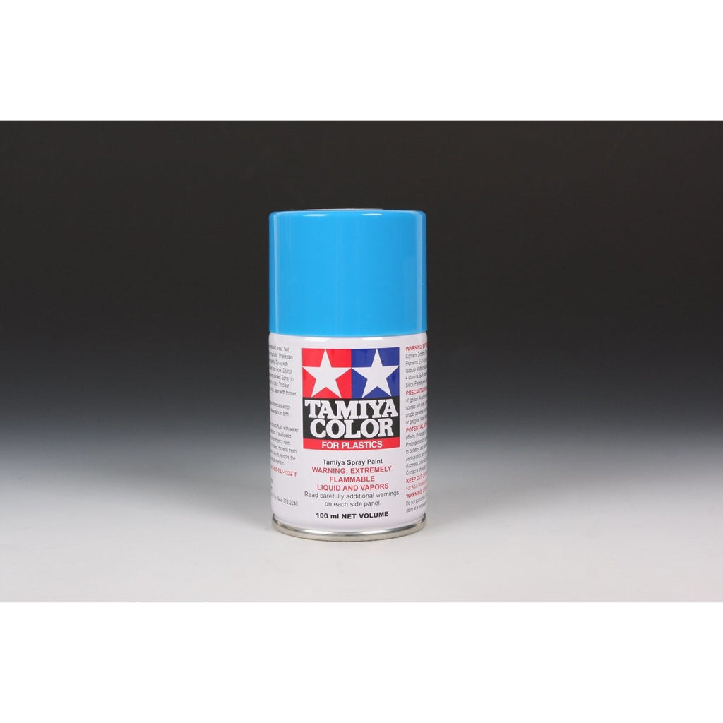 Tamiya 85010 TS-10 French Blue Spray Paint / Tamiya USA