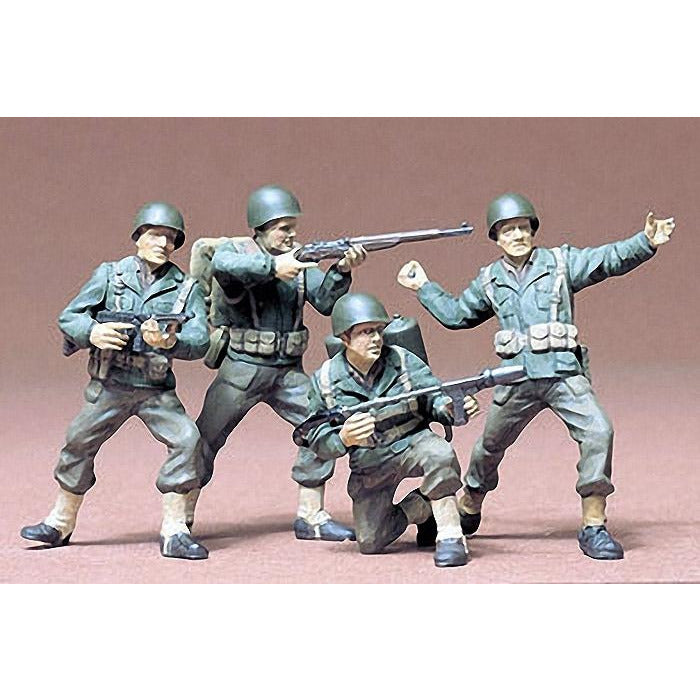 Tamiya 1-35 U.S. ARMY INFANTRY KIT