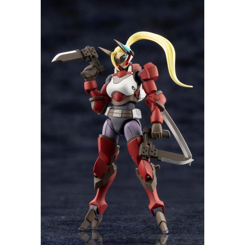Kotobukiya 1/24 Scale Governor Light Armor Type: Rose Version1.5 Hexa Gear Series
