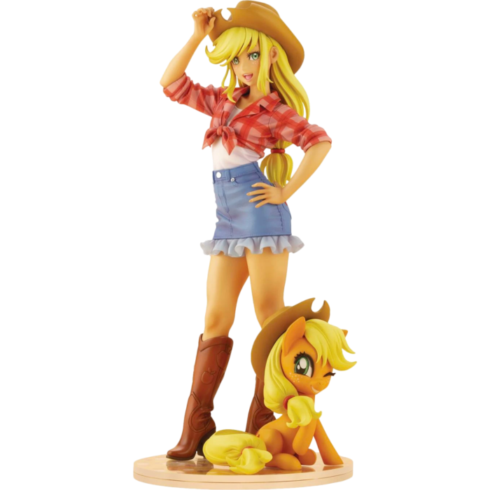 Kotobukiya 1/7 Scale My Little Pony - Applejack Bishoujo Statue