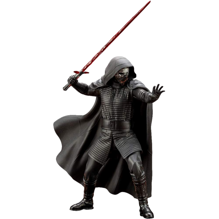 Kotobukiya 1/10 Scale Star Wars Episode IX: The Rise of Skywalker - Kylo Ren ArtFX Statue