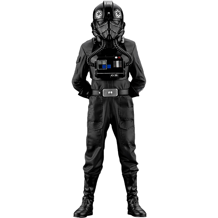 Kotobukiya 1/10 Scale Star Wars Episode IV: A New Hope - TIE Fighter Pilot ArtFX+ Statue