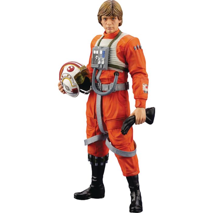 Kotobukiya 1/10 Scale Star Wars - Luke Skywalker X-Wing Pilot  ArtFX Statue