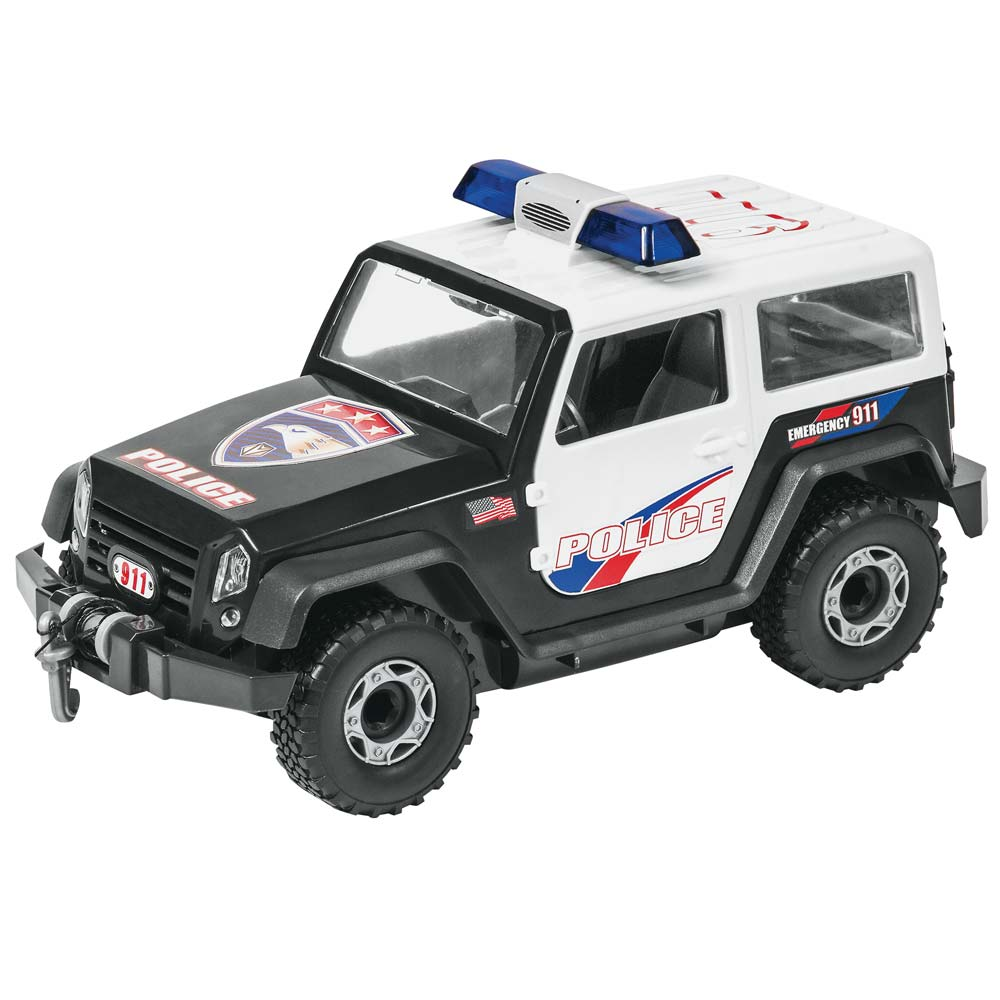 Revell Police Off-Road Vehicle