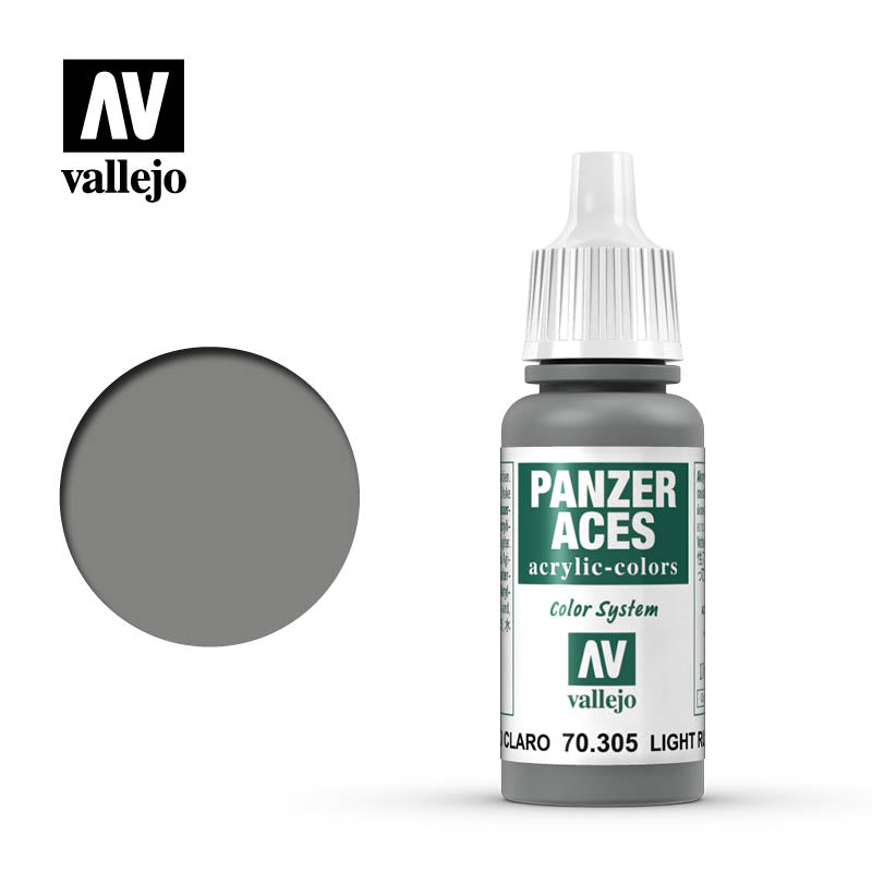 Panzer Aces Vallejo Light Rubber 70305 for painting miniatures