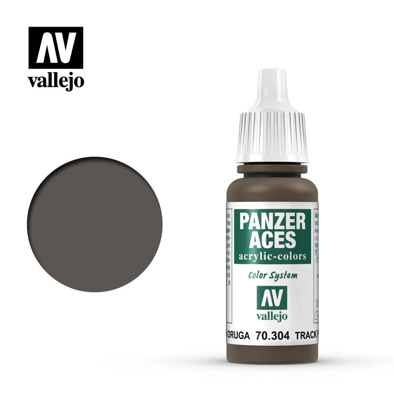 Panzer Aces Vallejo Track Primer 70304 for painting miniatures
