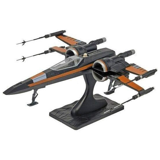 Revell 1-57 Star Wars Poes X-Wing Fighter